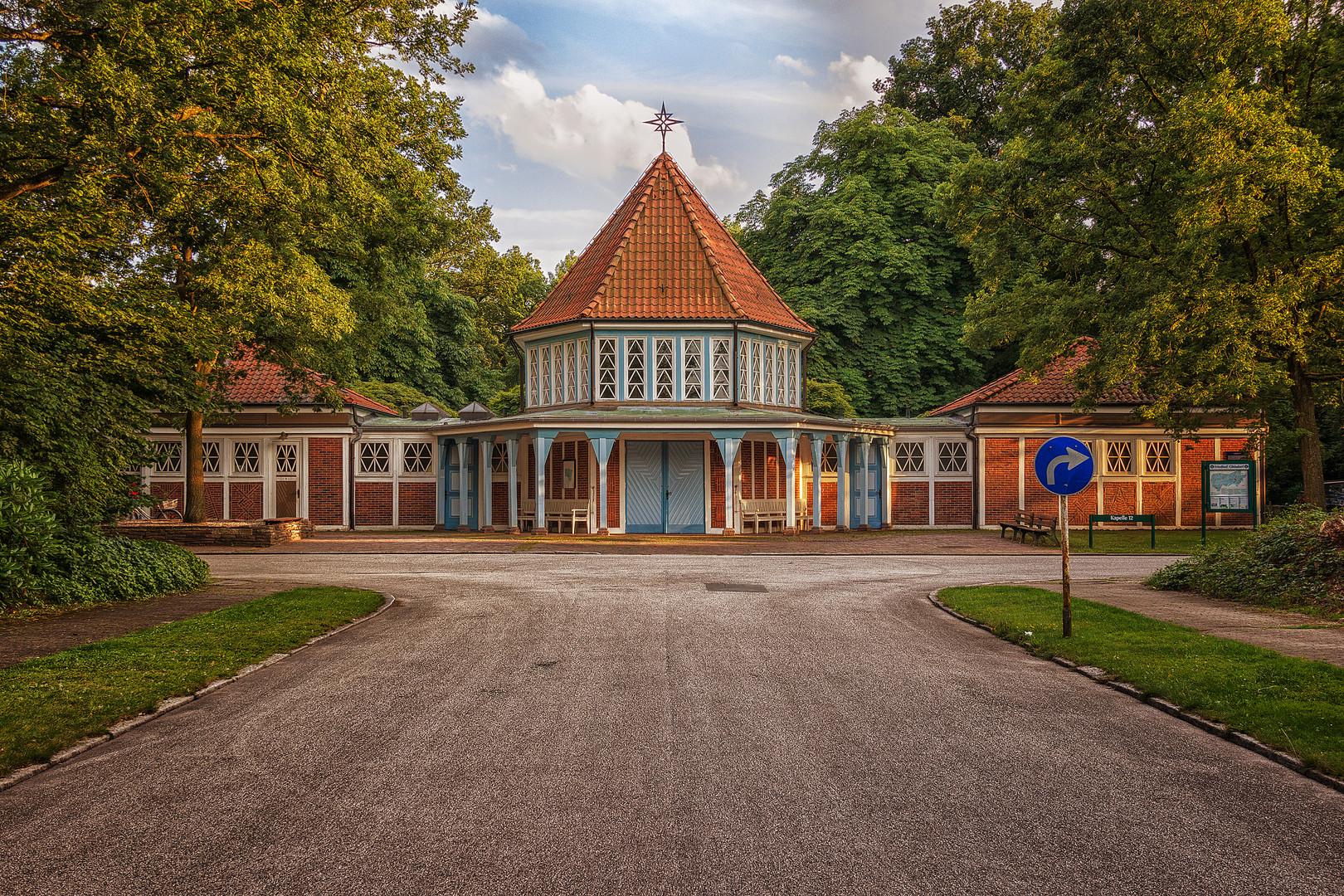 Friedhof Ohlsdorf Kapelle 2