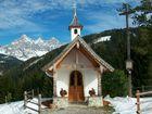 Kapelle am Dachsteingebirge
