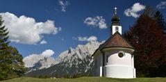 Kapelle am Lautersee