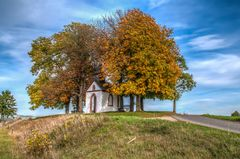 Kapelle am Wegesrand !