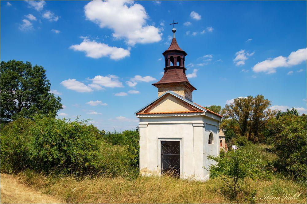 Kapelle am Wegrand