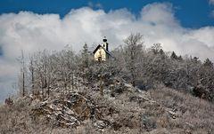 Kapelle auf dem Gratweiner Kalvarienberg!