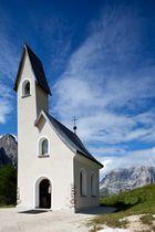 Kapelle auf dem Grödnerjoch