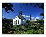 Kapelle auf dem Holm