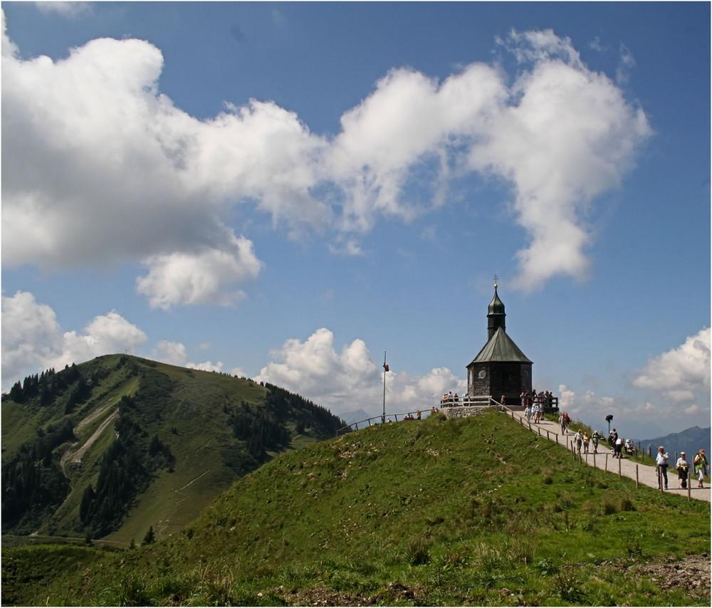 Kapelle auf dem Wallberg