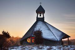 Kapelle auf der Quernst