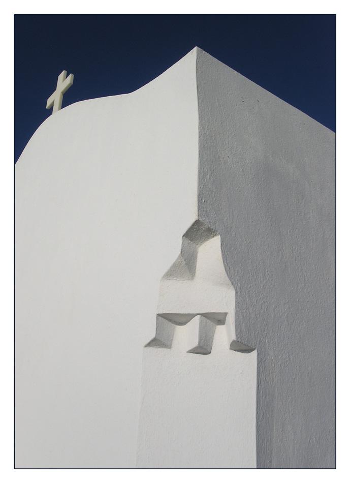 Kapelle auf Naxos