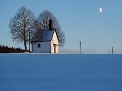 Kapelle bei Ascholding