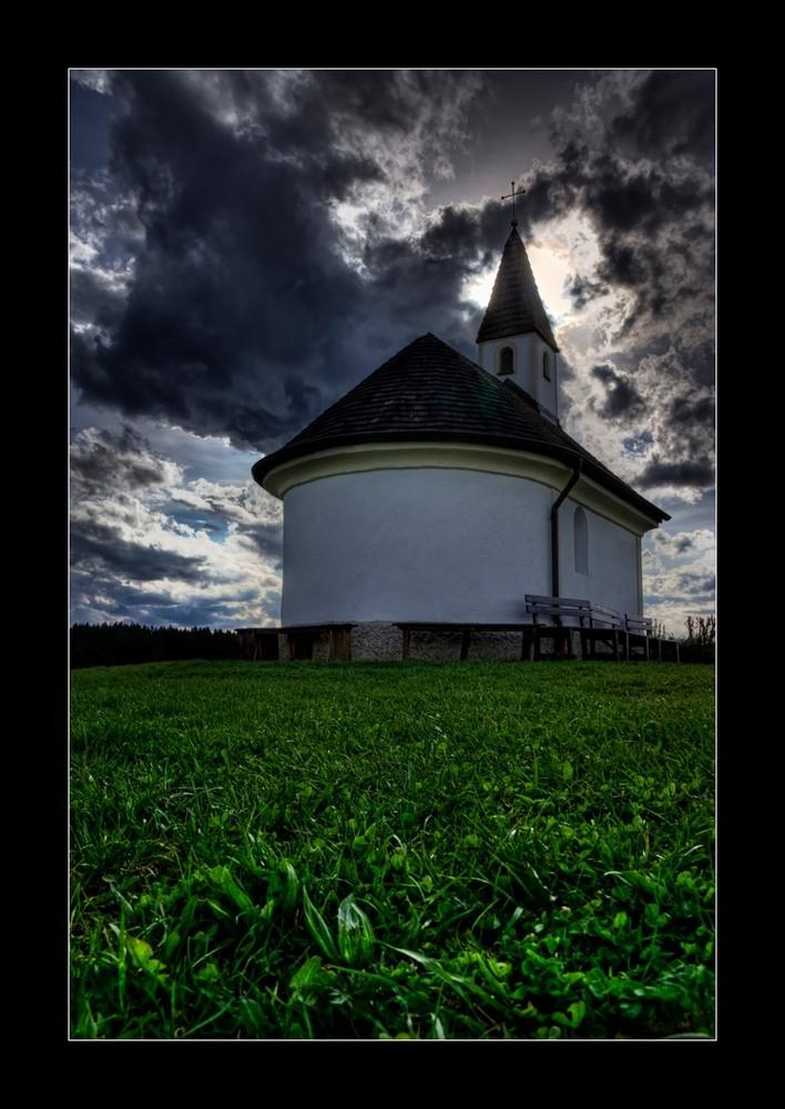 Kapelle bei Schalchen