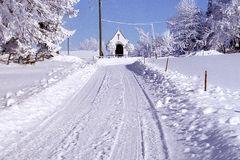 Kapelle beim Sachsenried