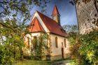 Kapelle der Burg Tannenburg in Bühlertann BW