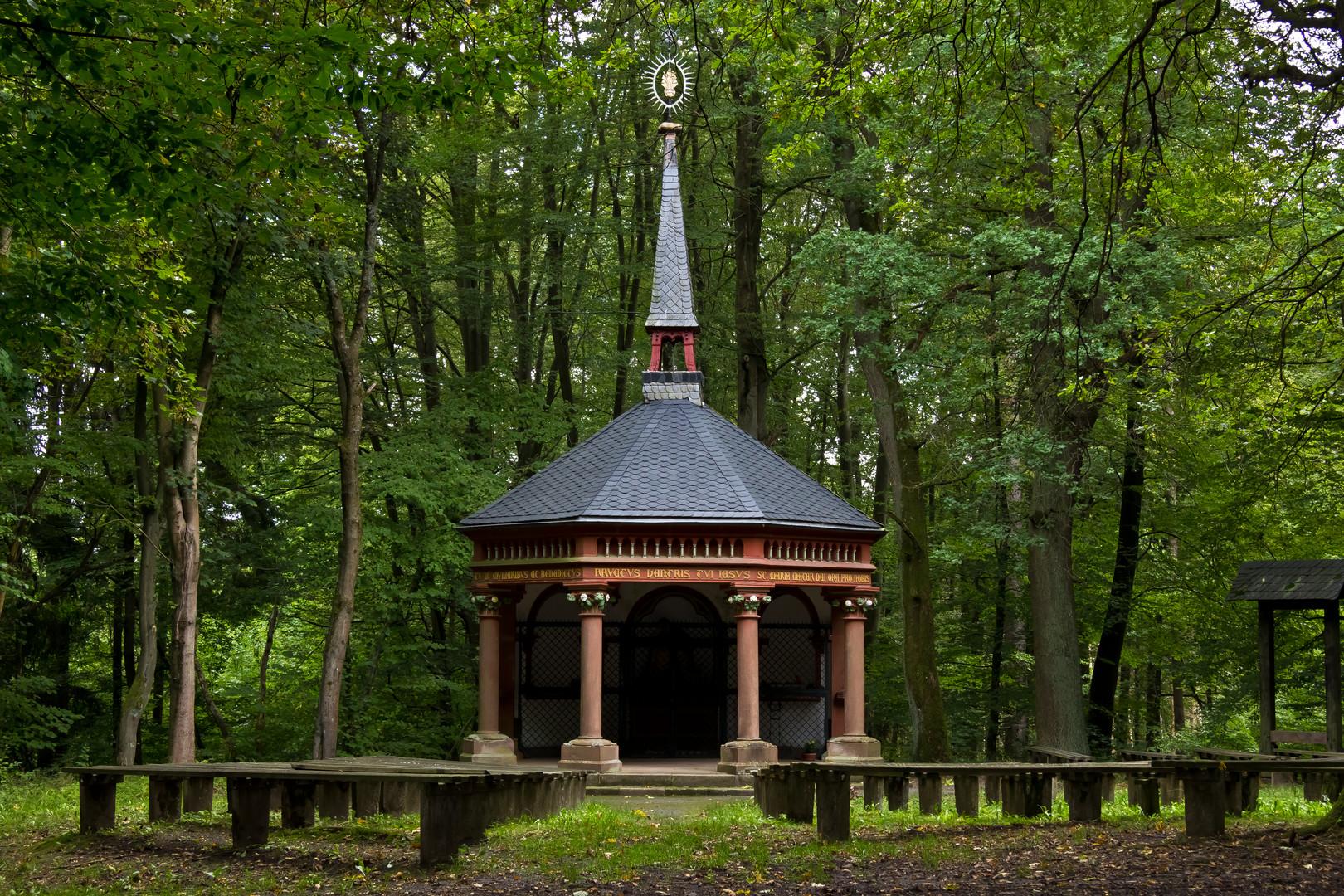 Kapelle Forst.