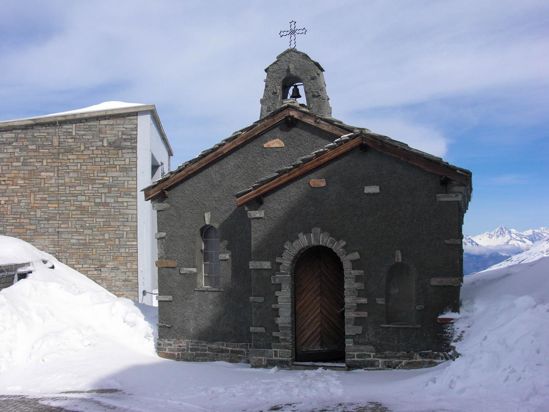 Kapelle Gornergrat «Bernhard von Aosta»
