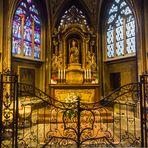 Kapelle im Aachener Dom