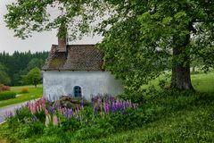 Kapelle im Bayerischem Wald