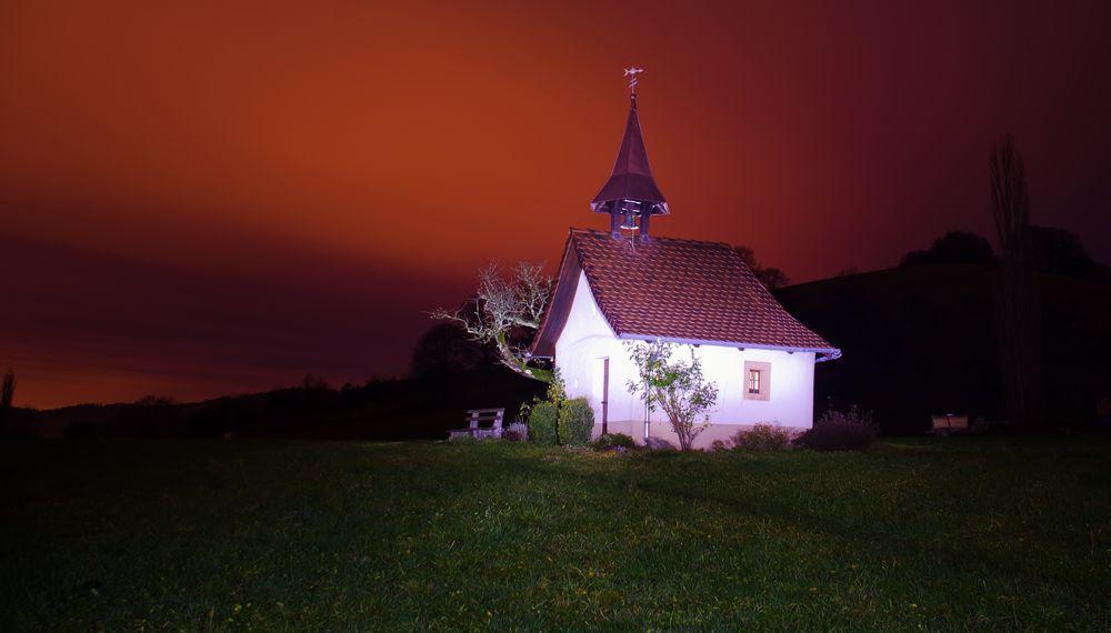 Kapelle im Schwarzwald