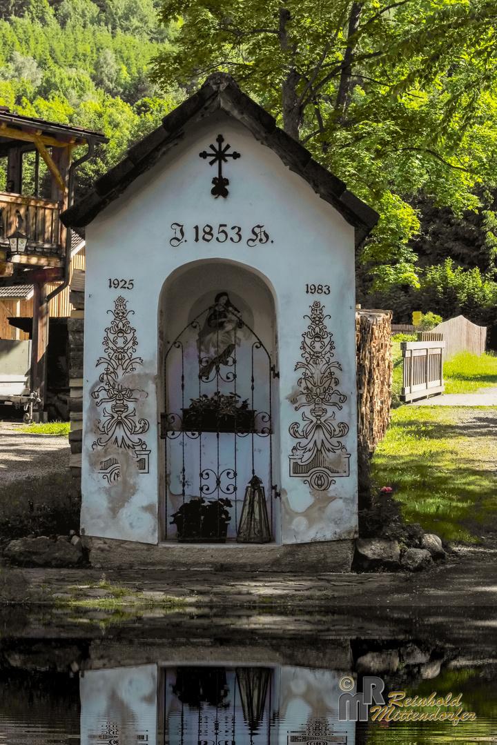Kapelle im Ysperklamm