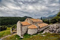 Kapelle in den Pyrenäen