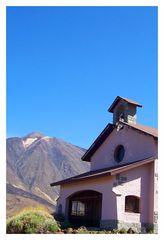 Kapelle in der Nähe des Teide