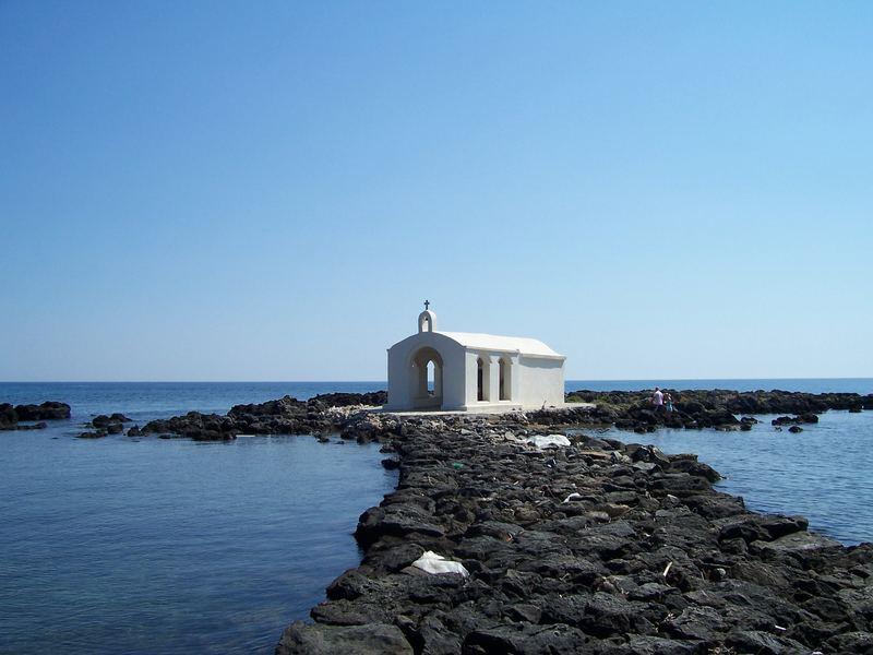 Kapelle in Georgioupolis