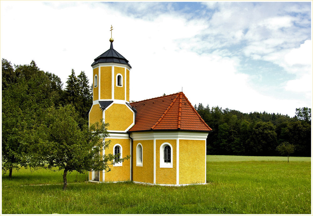 Kapelle in Neuhaus / Bayern
