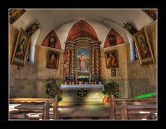 Kapelle in Osttirol