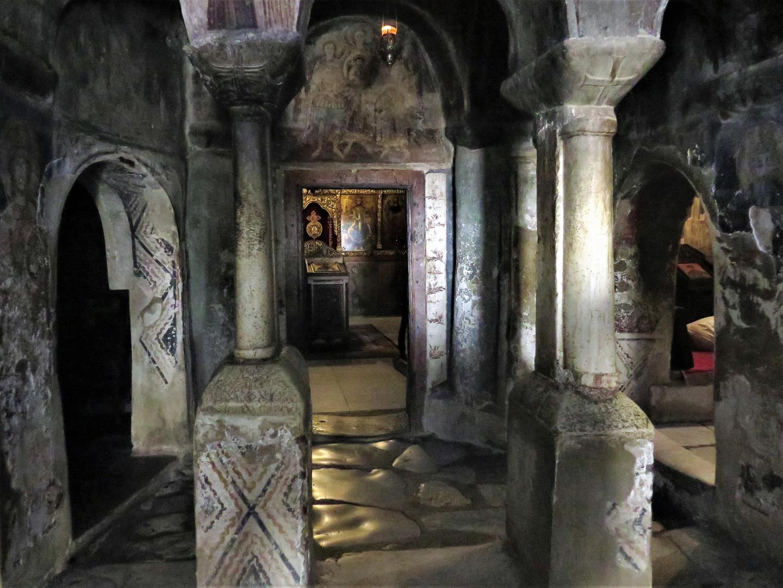 Kapelle Innenraum