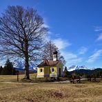 Kapelle Maria Rast