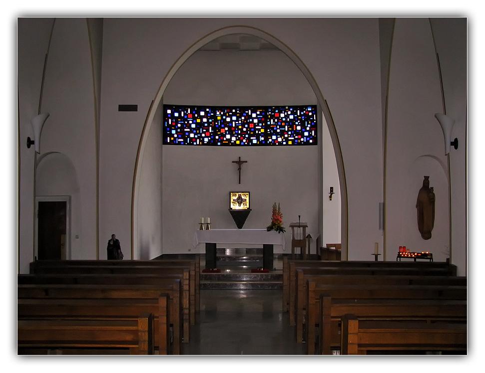 Kapelle Marienhospital