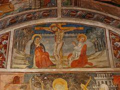 Kapelle St. Claire Altarraum