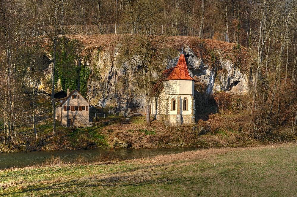 Kapelle St.Wendel am Stein bei Dörzbach