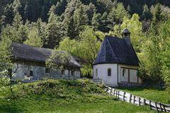 Kapelle vom Fernsteinsee...