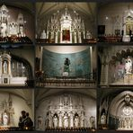 Kapellen in der St. Patrick's Cathedral