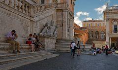 Kapitolsplatz  - Piazza del Campidoglio