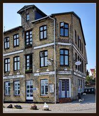 Kappeln, Restaurant Speicher No. 5