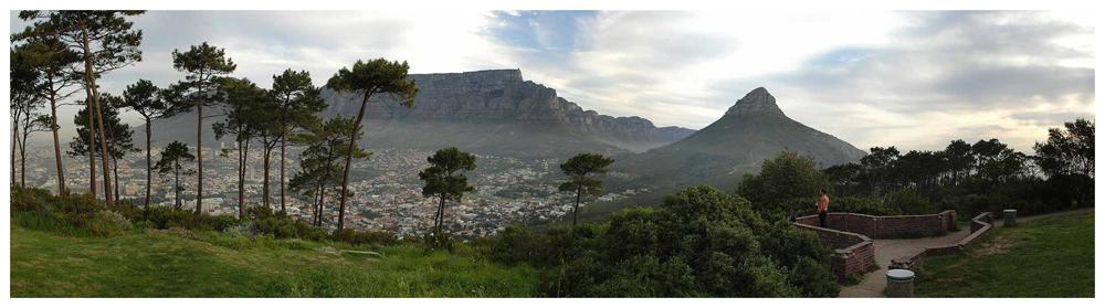 Kapstadt vom Signal Hill