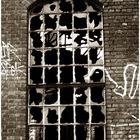 kaputtes Industriefenster