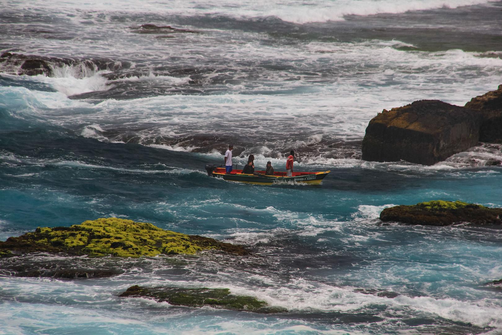 Kapverden - Insel Santo Antao (1)