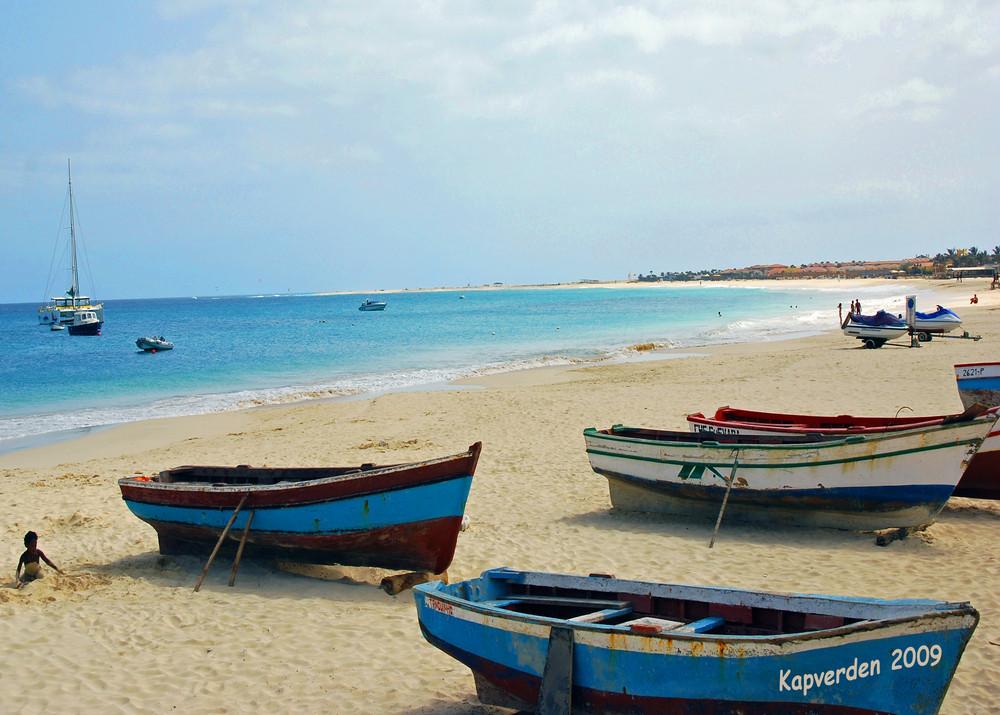 Kapverdische Insel Sal von seiner verträumten Seite