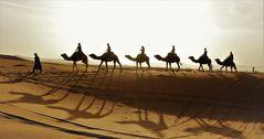 KARAWANE V1 Sandwüste Maroc Ma-17-74-col +8Fotos +TIPP