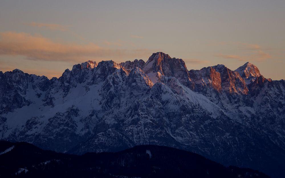 Berg Der Karawanken