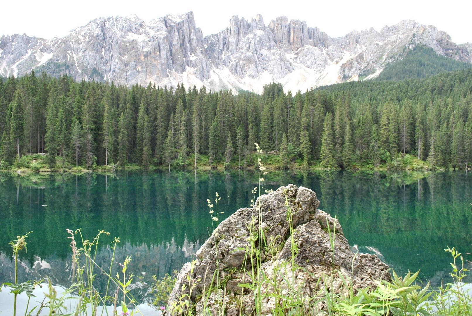 Karer See - Südtirol
