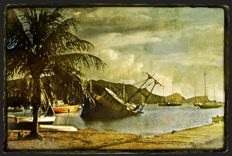 Karibik ... die Piraten ...