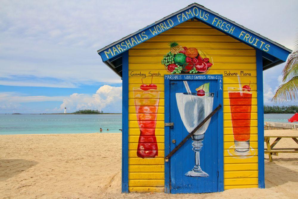 Karibik Feeling auf den Bahamas