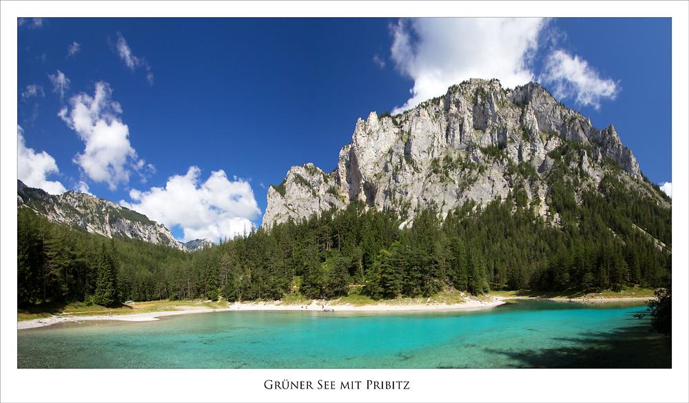 Karibik in den Alpen
