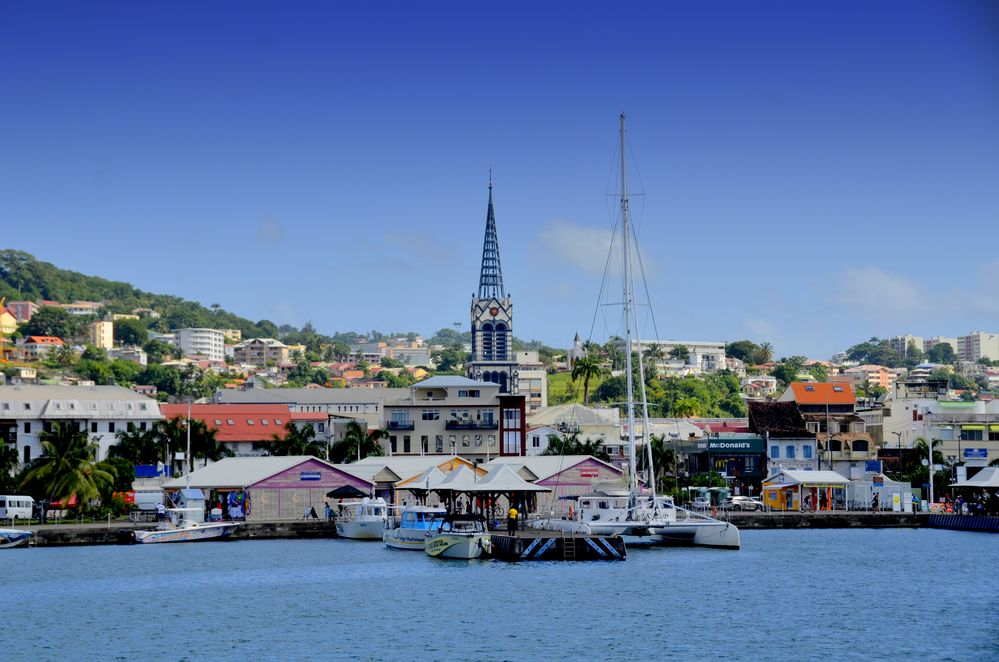 Karibik Martinique 2019