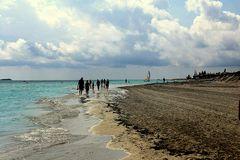 Karibik-Strand.