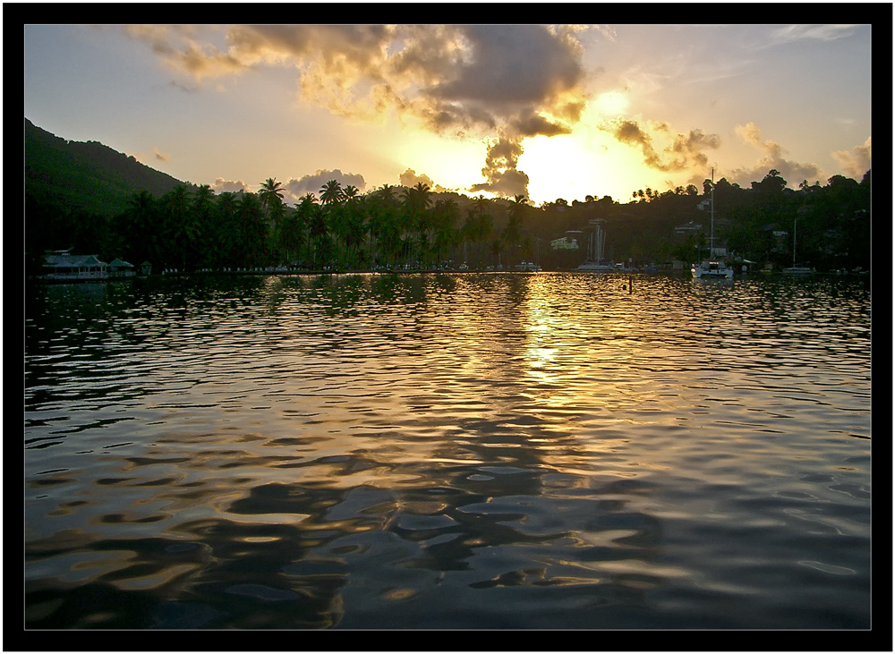 Karibik sunset#1