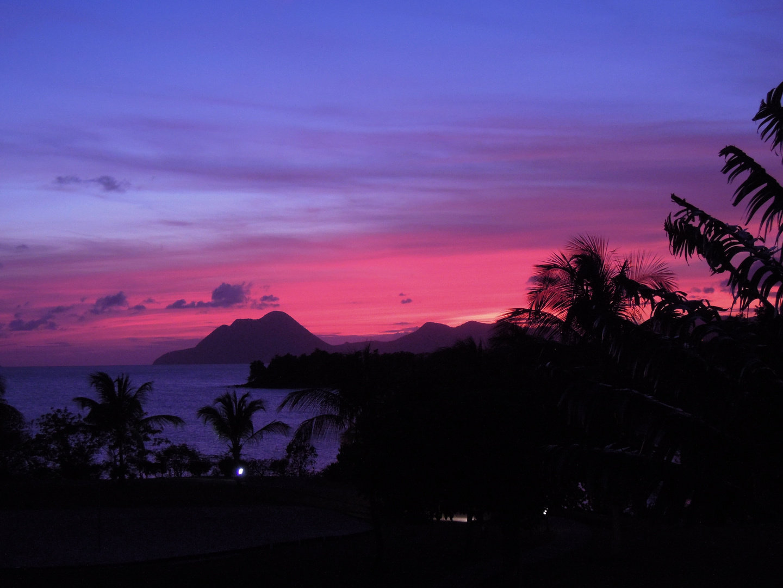 karibische Nacht