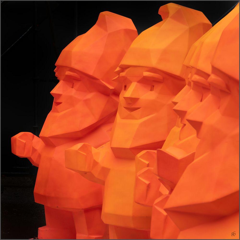 Karl orange